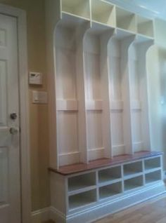 Mud Room Cabinets | ... Lockers| Mudroom Benches| Mudroom Cabinets Raleigh Wake Forest, NC