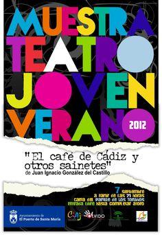 La Muestra de Teatro Joven Verano 2012 supondrá la clausura del Taller de Teatro que se ha estado desarrollando durante los meses de verano, y en el que han participado 25 jóvenes, con la inestimable colaboración de la compañía Olvido Producciones.    Más información:  https://www.facebook.com/events/203150456481691/
