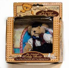 Dandee The Original Teddy Bear Collectible