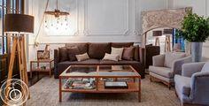 Espacios decorados de forma original con Atelier Central. #Sala #Decoracion #muebles