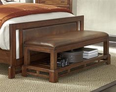 The Progressive Furniture Catalina Bench is not only a luxurious place to sit and a ruggedly handsome bedroom accent piece, but it also features. Living Room Furniture, Home Furniture, Furniture Outlet, Online Furniture, Center Table, Toffee, Storage, Wood