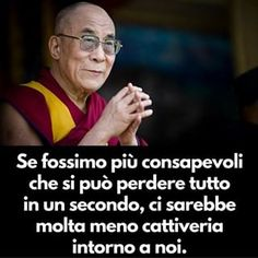 #frasi #aforismi #consapevolezza #saggezza #cattiveria #vita #spiritonaturale Italian Quotes, Motivational Phrases, Dalai Lama, Osho, Life Inspiration, Problem Solving, Karma, Sentences, Einstein