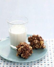 Crunchy Chocolate Treats - Martha Stewart Recipes