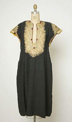 b5ca56d635ebc Dress | probably Algerian | The Met Hijab Fashion, Fashion Dresses, Plus  Size Patterns
