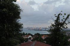 Olinda/Recife, as cidades-irmãs-vizinhas :)
