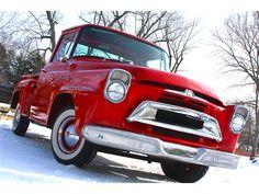 1957 International Harvester A 110