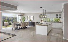 Luxury Kitchen Design, Kitchen Room Design, Kitchen Family Rooms, Living Room Kitchen, Dining Room Design, Home Decor Kitchen, Interior Design Kitchen, Modern Kitchen Designs, Hotel Kitchen