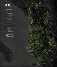 Client: iabr/UP, National Territorial Planning Agency of Albania (AKPT),Year: 2014Site: AlbaniaProgram: Sustainable economic development model for Next Generation Albania, based on urban metabolism as a frame for an open planning approach.Research Pa…