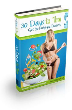 30 Days To Thin-Try 30 Days To Thin Today-Lose Weight The Natural Way #thinspiration #ProAna #WeightLoss