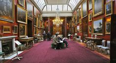 Attingham Park int Gallery