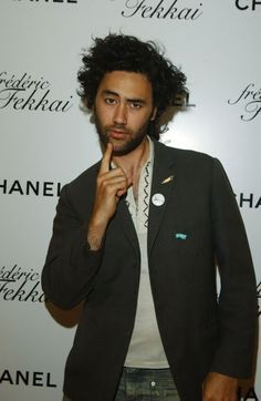 Image result for taika waititi young