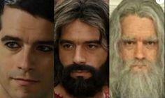 """Em """"Os Dez Mandamentos"""", aparência dos personagens não acompanha a ..."""