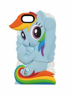Hot Topic iPhone Cases | ... Pony Chara-Covers Rainbow Dash iPhone 5/5S Case SKU : 10128891 $29.50