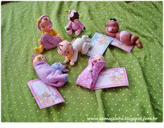 Lembrancinhas bebês