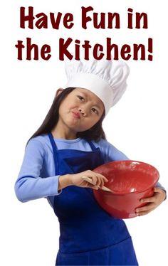 Kitchen Fun for Kids