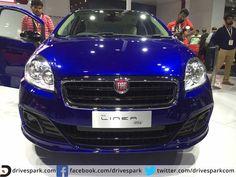 Fiat Linea 125 S Debuts At Auto Expo 2016  #AutoExpo2016 #Fiat
