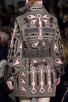 Holly Fulton | London Fashion Week | Fall 2016