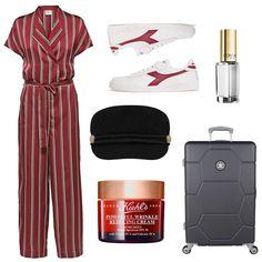 Benieuwd waar je deze items koopt? Klik op de link of download de What to Wear app.
