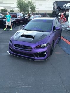 2015 wrx carbon creations hood - Google Search