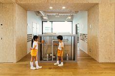 NFB Nursery,© Ryuji Inoue / Studio Bauhaus
