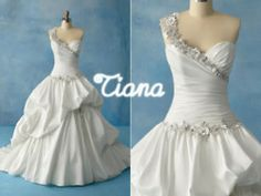 Disney Princess inspired gown