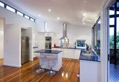 Eco Home in Norman Park #Brisbane by Dion Seminara #Architecture