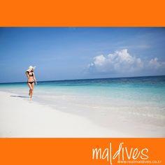 걷는 것은 체중관리에도 좋고, 1분에 4칼로리를 소모한다고 합니다. 해변산책으로 시작하는 아침은 기분까지 상쾌하죠.  당신의 하루는 어떻게 시작하셨나요? #해변산책, #몰디브, #리얼몰디브, #산책