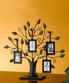 Another great find on #zulily! Bronze Tree of Life Collage Four-Frame Set #zulilyfinds