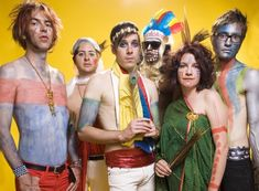 of Montreal...i so identify with the craziness of this band...