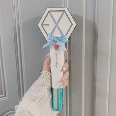 Lightstick Exo, Baekhyun, Kpop Diy, Exo Concert, Kpop Merch, Kpop Aesthetic, Wallpaper, Inspiration, Hana