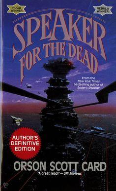 Speaker for the Dead; Orson Scott Card