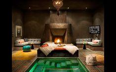 hammam/indoor spa idea