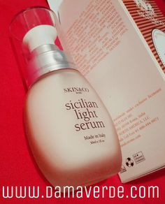 Sicilian Light Serum by Skin & Co Roma Disregard the copycats and do not go with the circulation decide on the Orginal and Real Natural Collagen Products
