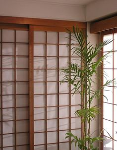 Cómo hacer una puerta japonesa de papel