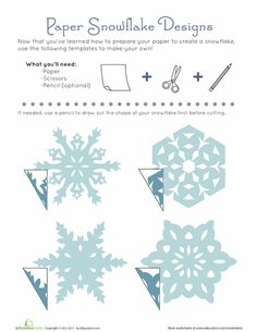 Paper Snowflake Patterns Never made snowflakes quite like this when I was a kid so beautiful! The post Paper Snowflake Patterns appeared first on Paper Ideas. Paper Snowflake Template, Paper Snowflake Patterns, Snowflake Craft, Snowflake Designs, Christmas Snowflakes, Noel Christmas, Winter Christmas, Snowflakes Template Printable, Snowflake Cut Out Pattern