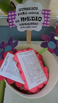 Consejos para cuidar el medio ambiente. Hicimos imanes para que las familias las recuerden y los tengan siempre presente! Birthday Cake, Desserts, Food, Gift, Magnets, Families, Tips, Tailgate Desserts, Deserts