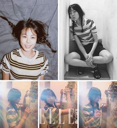 2014.06, Elle, Kim Min Hee