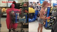 Hilarious Fashion Trends Which Are Found Only In Walmart