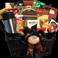 Coffee Connoisseur Gourmet Gift Basket Giveaway - Rocky Mountain Savings