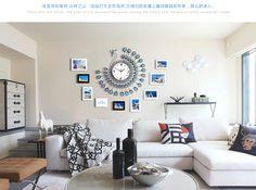#taobaofocus #taobao #tmall #wall #clock #peacock #frames #таобаофокус #таобао #настенные #часы #павлин  #рамки