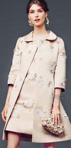 Dolce & Gabbana Fall Winter 2014 2015.