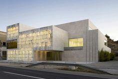 Galeria de Sede da Comarca do Bajo Martín / Magén Arquitectos - 10