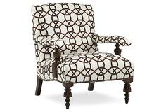 Nathan Turner Sanchez Chair, Chain