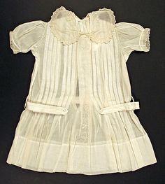 Girl Dress 1903