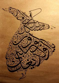 Ya olduğun gibi  görün ya göründüğün gibi ol. Hocam Mahmut Şahin'den takliden... Hat; İsmail Tülüce Calligraphy Words, Islamic Calligraphy, Laser Cut Wood, Sufi, Tribal Tattoos, Embroidery Patterns, Iphone, Turkey, Furniture