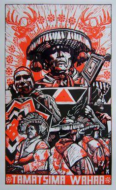 La revolución empieza en la pancarta: La resistencia visual de Justseeds