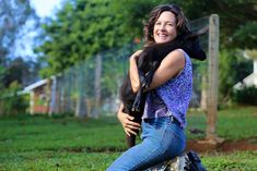 This Inspiring Woman Left Her Corporate Career to Start Her Own Farm Animal Sanctuary