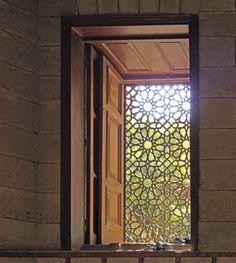 Sayyidna al-Hussein Mosque Cairo Neo-Islamic Islamic Architecture, Cairo, Mosque, Egypt, Mirror, Design, Home Decor, Decoration Home, Room Decor