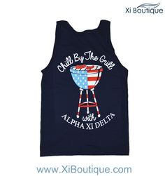 Xi Boutique Custom Chapter Order! Still need your summer PR tanks?? Start custom artwork with us today!