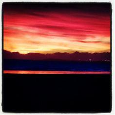 Sunset Strand